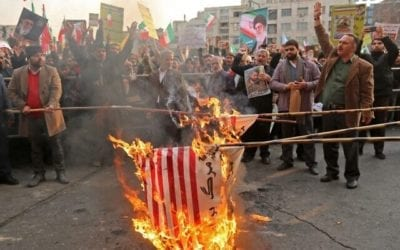 Iran Warns U.S. 'We Will Destroy You' As Unrest Shows No Signs of Decline 5