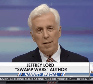 Swamp Wars: Jeffrey Lord on Media Mob Mentality of Impeachment Inquiry 3