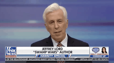 Swamp Wars: Jeffrey Lord on Media Mob Mentality of Impeachment Inquiry 10