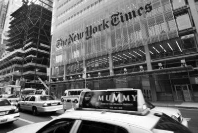The New York Times Hit Piece on John Solomon 2