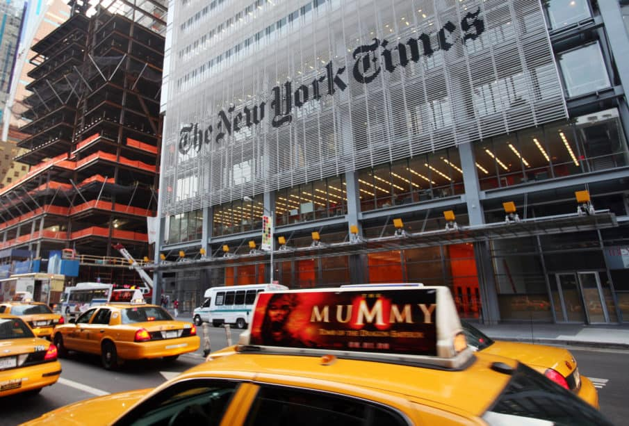 The NY Times Changes Headlines to Satisfy the Mob 1