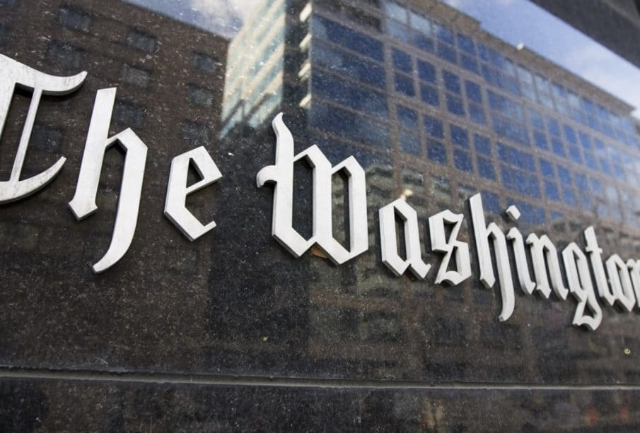 Washington Post Columnist Realizes America Doesn't Care For The Leftist State Media 1