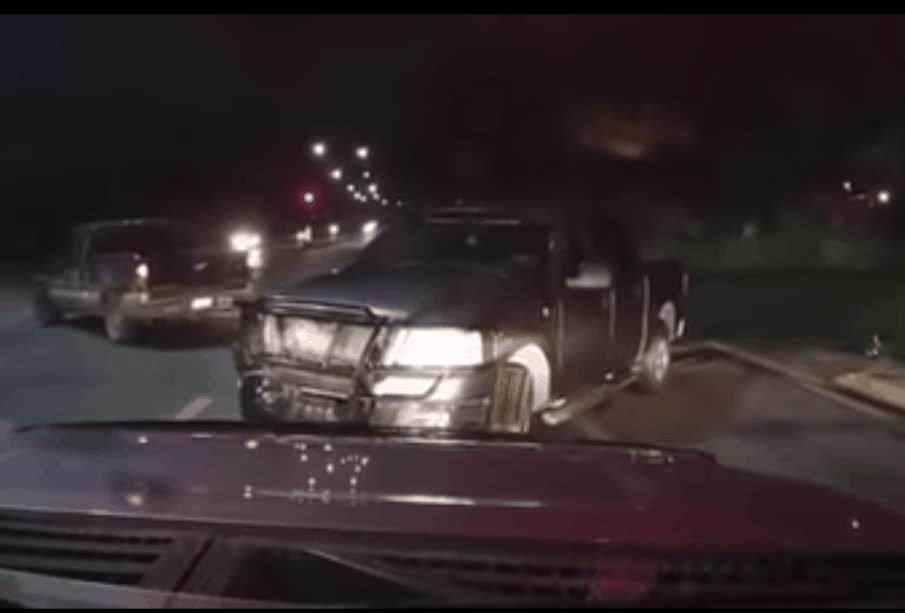 Amazing Video: Driving Skills Help Evade Cartel Kidnapping 1