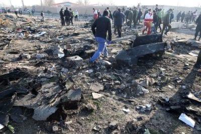 Ukraine International Airlines Flight 752