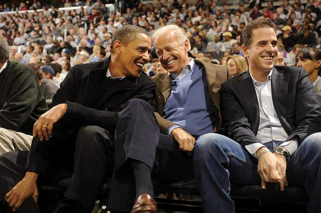 Obama and Bidens