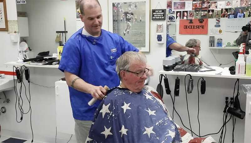 PA Barbershop