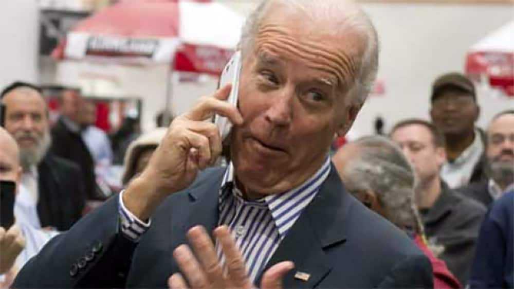 Biden Phone
