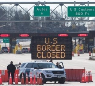 Border Closed