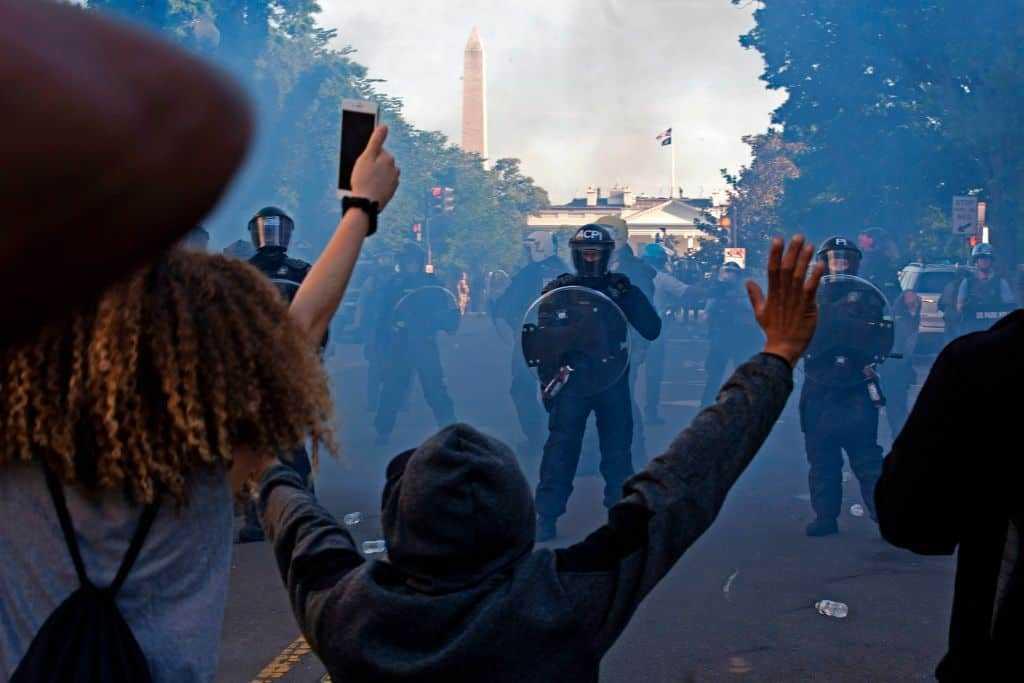 DC Riots
