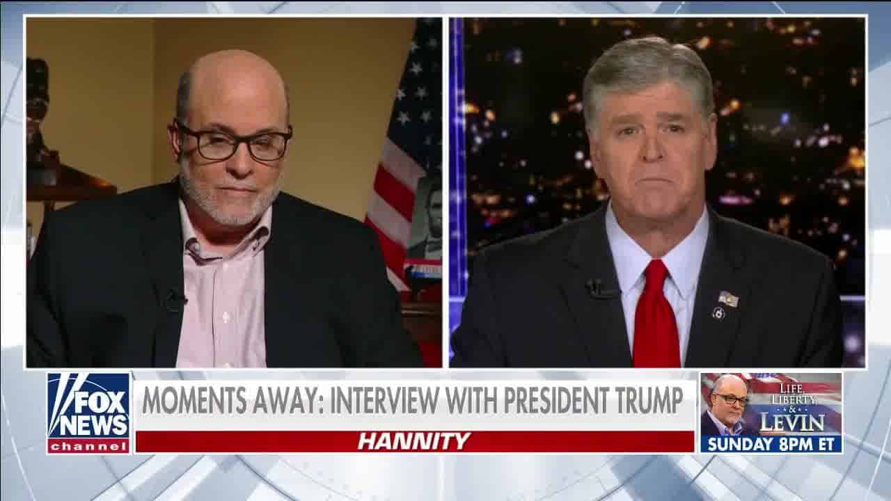 Levin Hannity